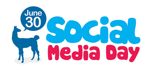 Social Media Day logo