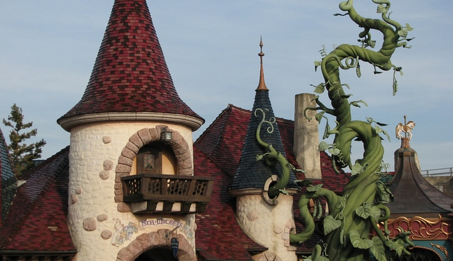 jack and the beanstalk giants castle - photo #11